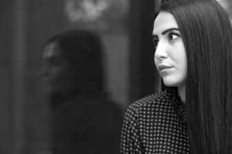 Портрет черно-бяло 3