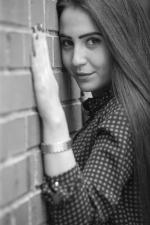 Портрет черно-бяло 5