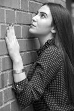 Портрет черно-бяло 6