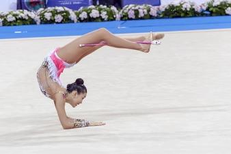 художествена гимнастика 10