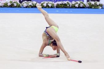 художествена гимнастика 11