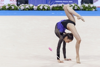 художествена гимнастика 12