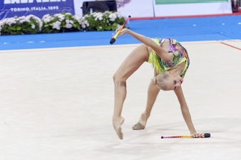 художествена гимнастика 2