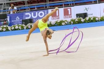 художествена гимнастика 21