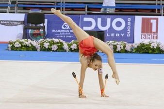 художествена гимнастика 28