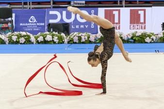 художествена гимнастика 3