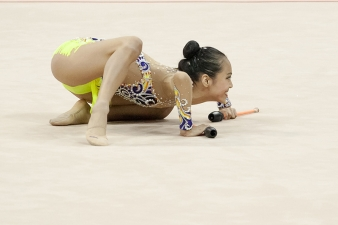 художествена гимнастика 32