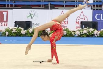художествена гимнастика 34