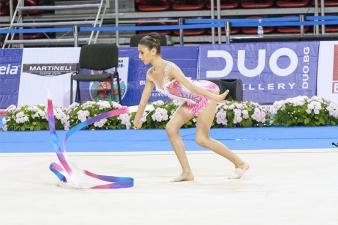 художествена гимнастика 36