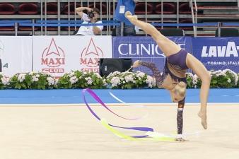 художествена гимнастика 45