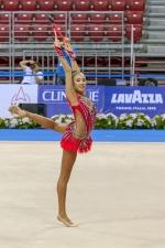 художествена гимнастика 8